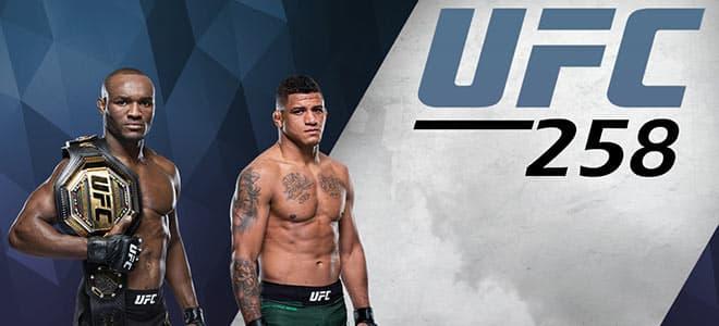 UFC 258 Betting: Gilbert Burns vs. Kamaru Usman Odds