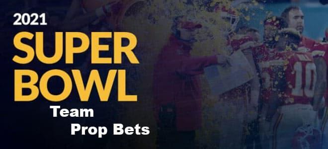 Super Bowl LV Team Prop Bets