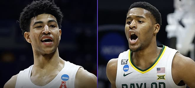 Houston vs. Baylor Final Four Betting Odds and Picks