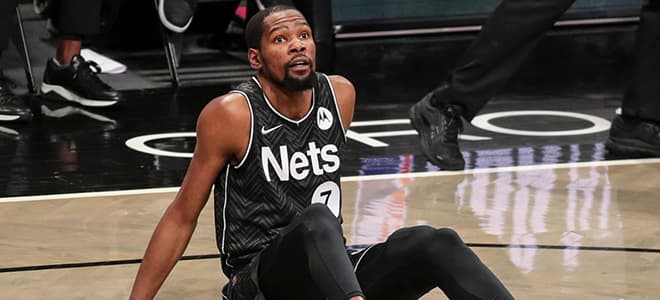 Kevin Durant Back to play after injury