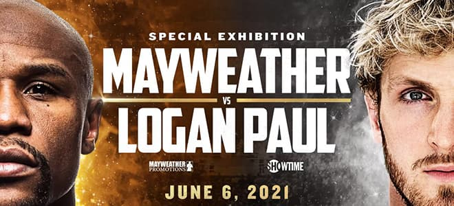 Logan Paul Vs. Floyd Mayweather Boxing Betting Odds and best bets