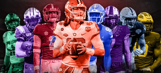 The Best NFL Draft Betting Odds: Prospects by Position