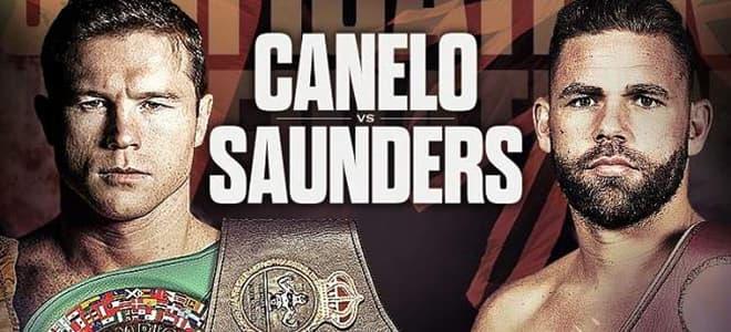 Canelo Alvarez vs. Billy Joe Saunders Boxing Betting Odds