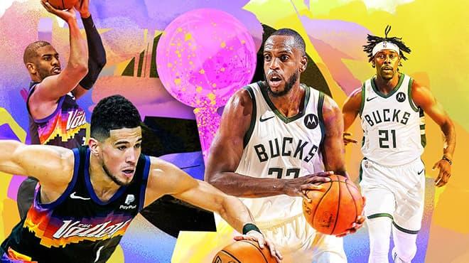 NBA Finals Game 5 Betting Odds: Bucks vs. Suns on Saturday, July 17, 2021