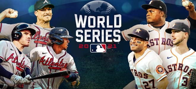 2021 World Series Atlanta Braves vs. Houston Astros Odds, Predictions & Analysis